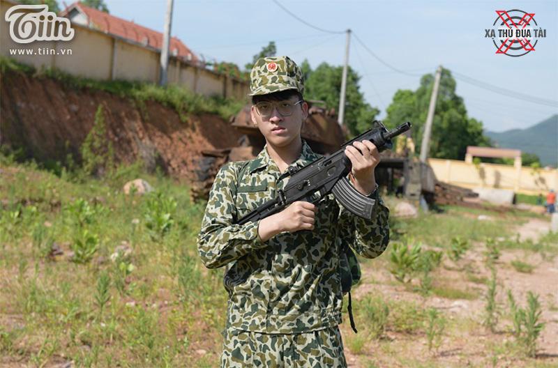 Loạt streamer đình đám đổ bộ gameshow bắn súng đạn thật duy nhất tại Việt Nam 6
