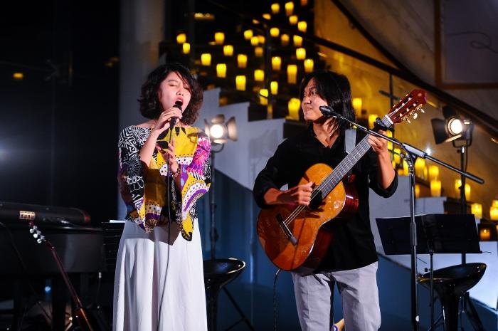Hoàng Trang - Đức Tuấn: Hai màu sắc đối lập nhưng đầy lôi cuốn khi cùng hát nhạc Trịnh 1