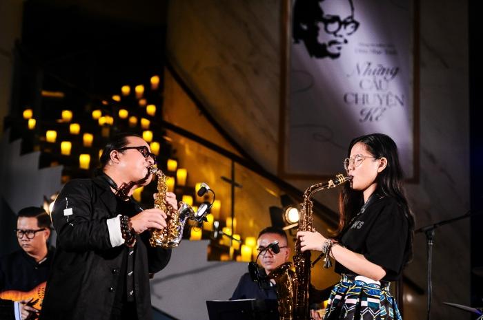 Hoàng Trang - Đức Tuấn: Hai màu sắc đối lập nhưng đầy lôi cuốn khi cùng hát nhạc Trịnh 7