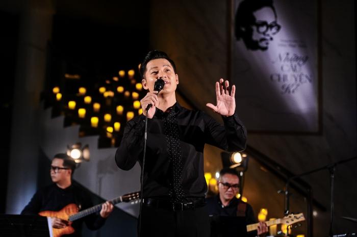 Hoàng Trang - Đức Tuấn: Hai màu sắc đối lập nhưng đầy lôi cuốn khi cùng hát nhạc Trịnh 3