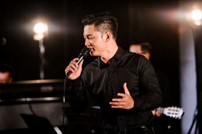 Hoàng Trang - Đức Tuấn: Hai màu sắc đối lập nhưng đầy lôi cuốn khi cùng hát nhạc Trịnh 4