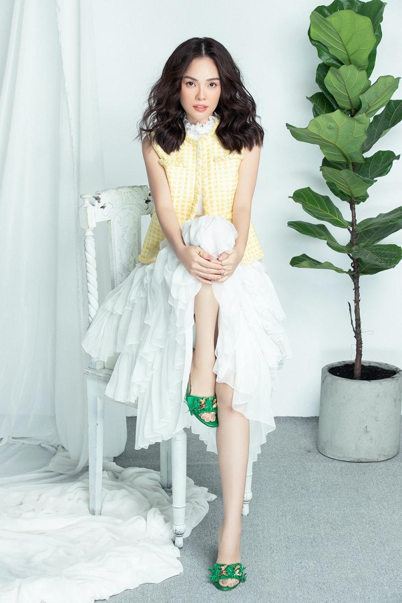 Trở lại đóng phim sau tuyên bố tạm ngừng, Dương Cẩm Lynh khẳng định 'duyên phận' chứ không phải 'chiêu trò' 4