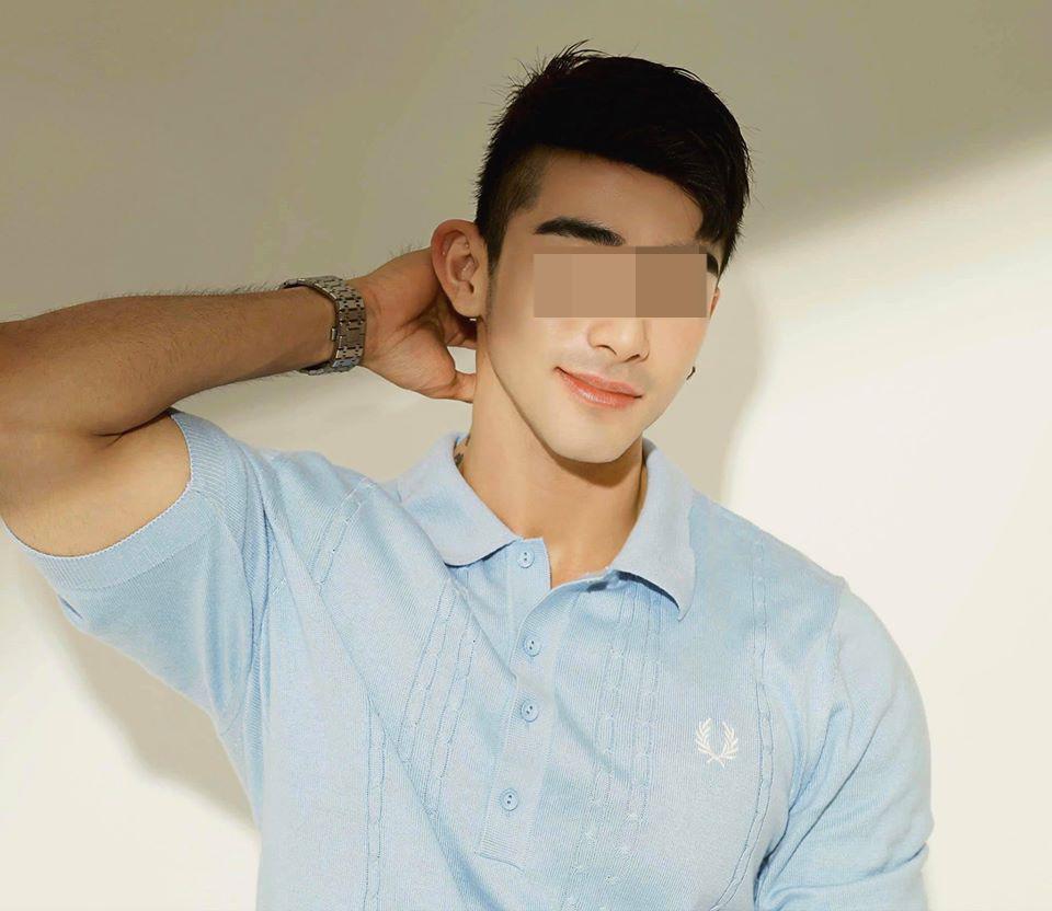 Lục Triều Vỹ dùng trang cá nhân để liên hệ với diễn viên, người mẫu bán dâm