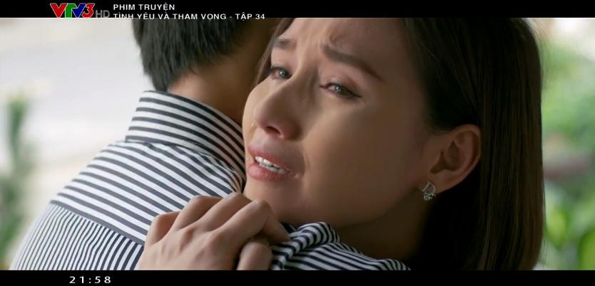 Tuệ Lâm khóc hạnh phúc vì quyết định của Minh