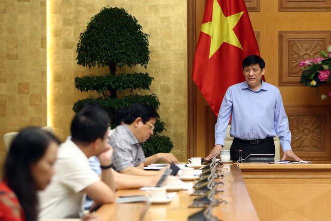 GS. TS Nguyễn Thanh Long. Ảnh: VGP