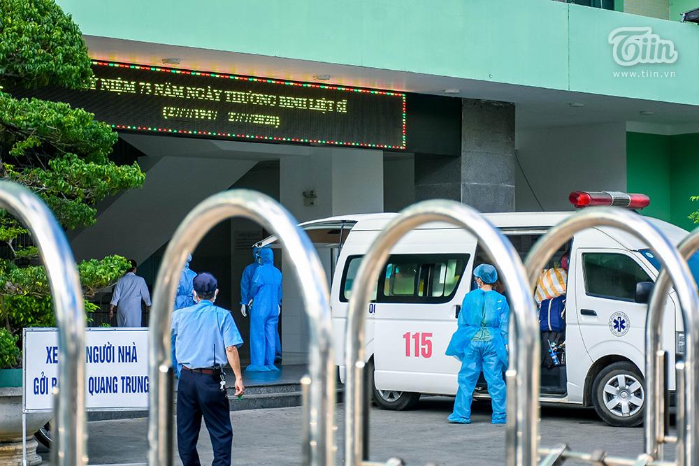 Quyền Bộ trưởng Bộ Y tế: 'Bệnh viện Đà Nẵng là ổ dịch siêu lây' 1