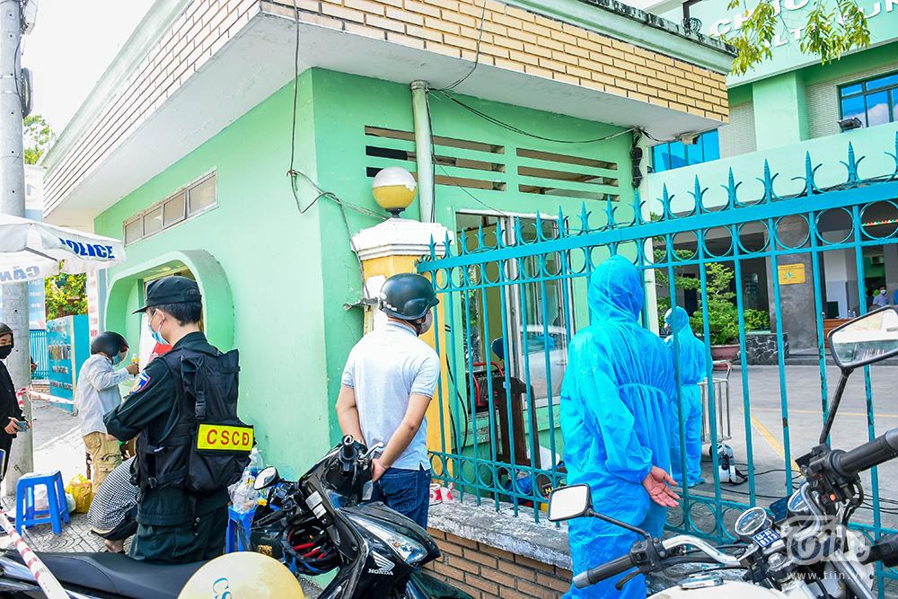 Quyền Bộ trưởng Bộ Y tế: 'Bệnh viện Đà Nẵng là ổ dịch siêu lây' 2