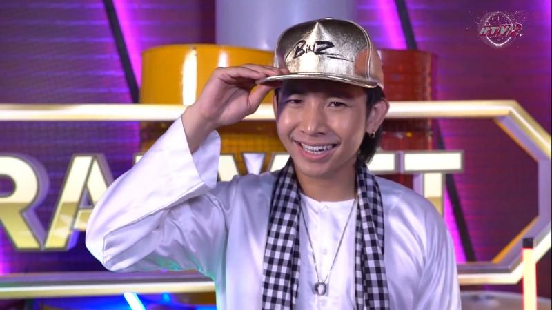 Binz khẳng định sẽ làm nên lịch sử với nam rapper 'Sao anh chưa về nhà' (Amee) trong Rap Việt 5