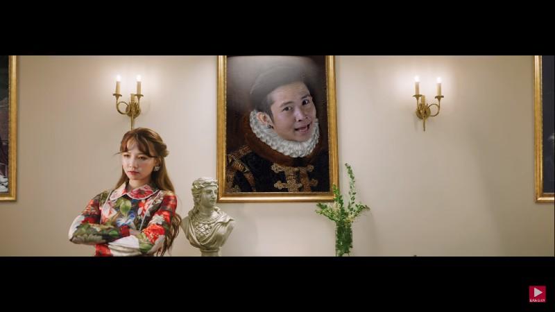 Ricky Star trong ca khúc 'Sao anh chưa về nhà' của Amee.