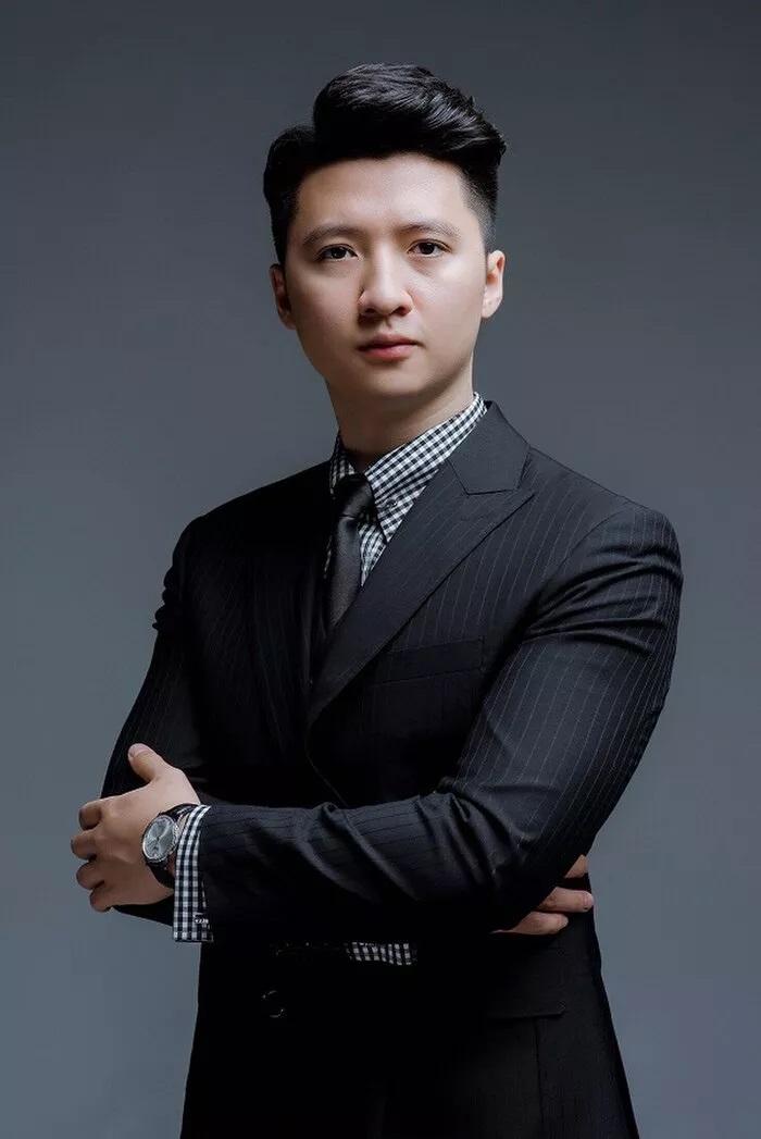 Vẻ điển trai của Trọng Hưng