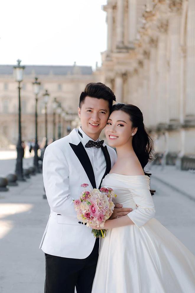 Nguyễn Trọng Hưng và Âu Hà My có một tình yêu đậm màu sắc ngôn tình, lễ cưới xa hoa lộng lẫy