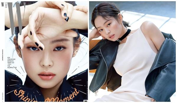 Trước đó, thành viên cùng nhóm là Jennie đã từng xuất hiện hai lần trên bìa tạp chí W Korea.