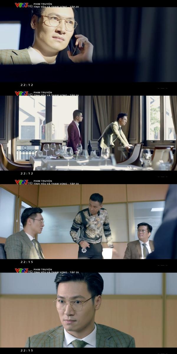 Phong bị bãi chức tại Bách Hợp .