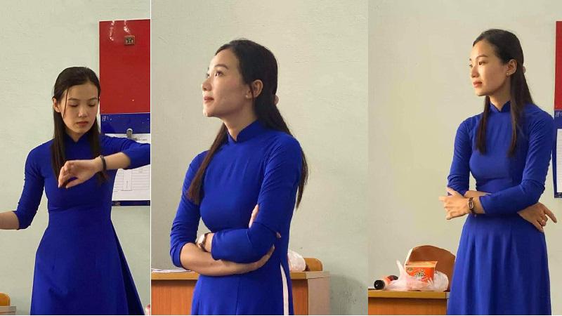 Loạt ảnh chụp lén của cô giáo Minh Nhi gây thương nhớ cho nhiều người trong những ngày vừa qua