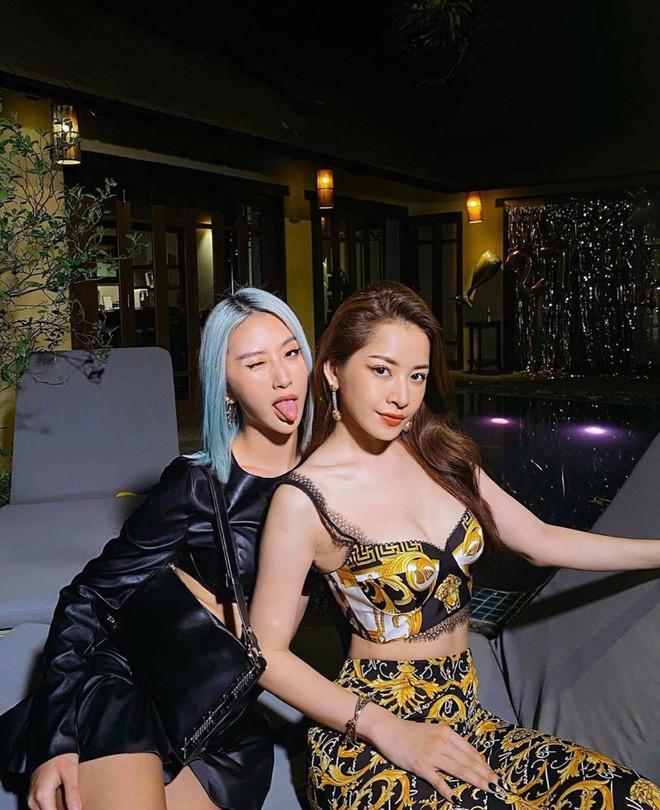 Chi Pu và Quỳnh Anh Shyn 'nghỉ chơi' với nhau khi đối phương phạm vào điều cấm kị của nhóm: 'Yêu lại người yêu cũ của bạn thân'