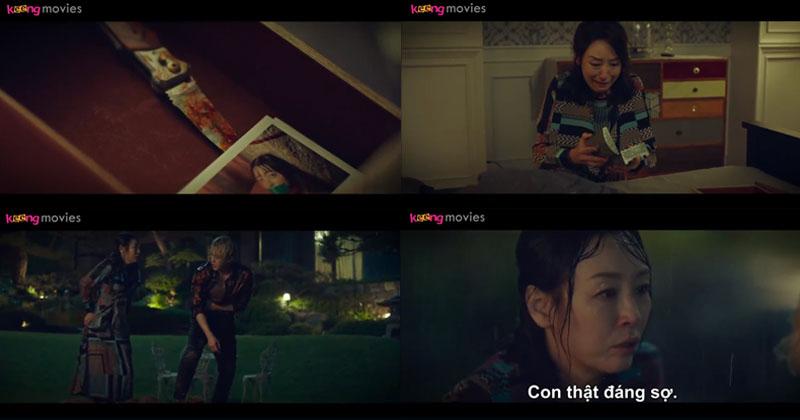 Mi Ja là ân nhân cứu mạng Hyun Soo nhiều năm trước.
