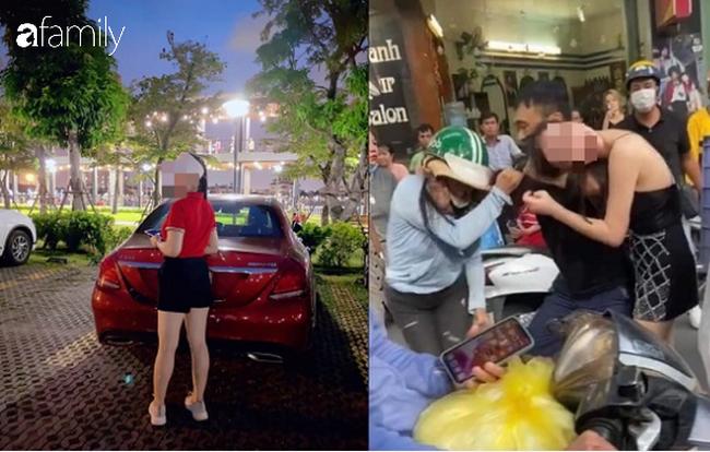 Người vợ trong vụ đánh ghen trên phố Lý Nam Đế lên tiếng về nguồn gốc chiếc xe hơn 8 tỷ và cho biết: 'Chồng tôi đêm qua không về nhà' 1