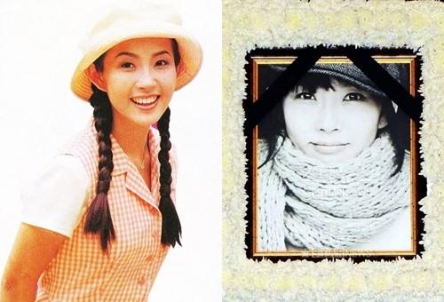 Choi Jin Sil sinh năm 1968, là giai nhân nổi tiếng nhất Hàn Quốc thập niên 1990.