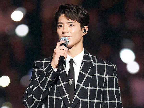 Park Bo Gum được biết là MC 'trụ cột' của mỗi lễ trao giải MAMA.