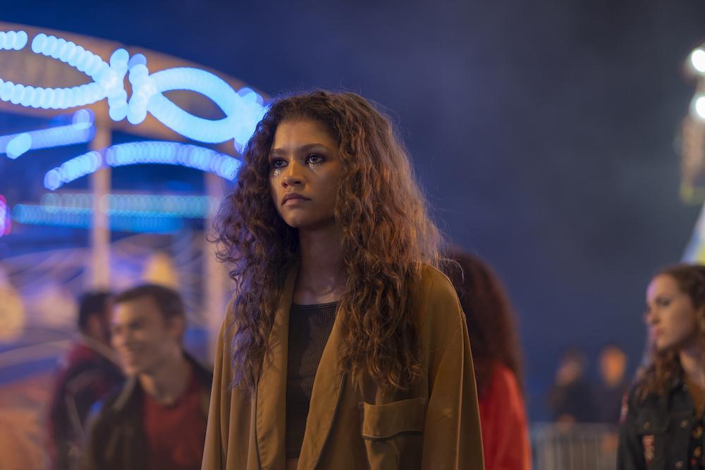Nhờ 'Euphoria', Zendaya trở thành diễn viên trẻ nhất mọi thời đại thắng giải nữ chính tại Emmy 1