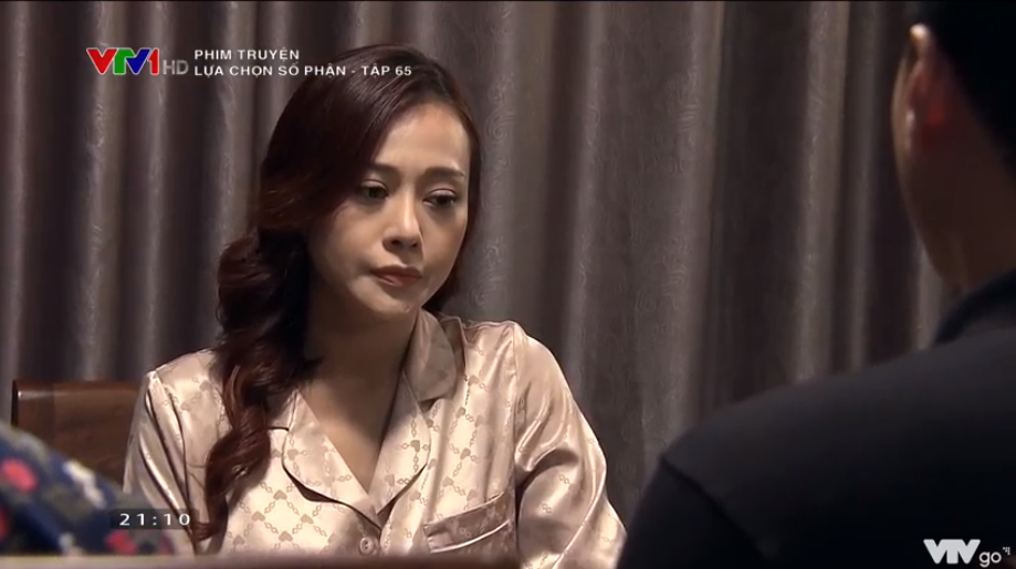 'Lựa chọn số phận' tập 65: Bị phạt 9 tháng tù, Huỳnh Anh vẫn gượng cười an ủi gia đình 'trong tù thoải mái lắm, cơm ăn ngày 3 bữa' 1