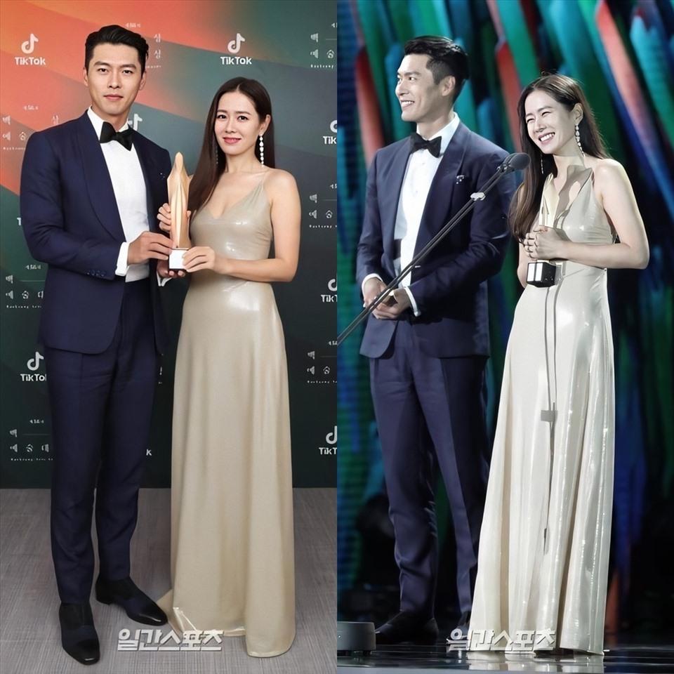 Một chuyên gia đã xác nhận việc hẹn hò của Hyun Bin và Son Ye Jin