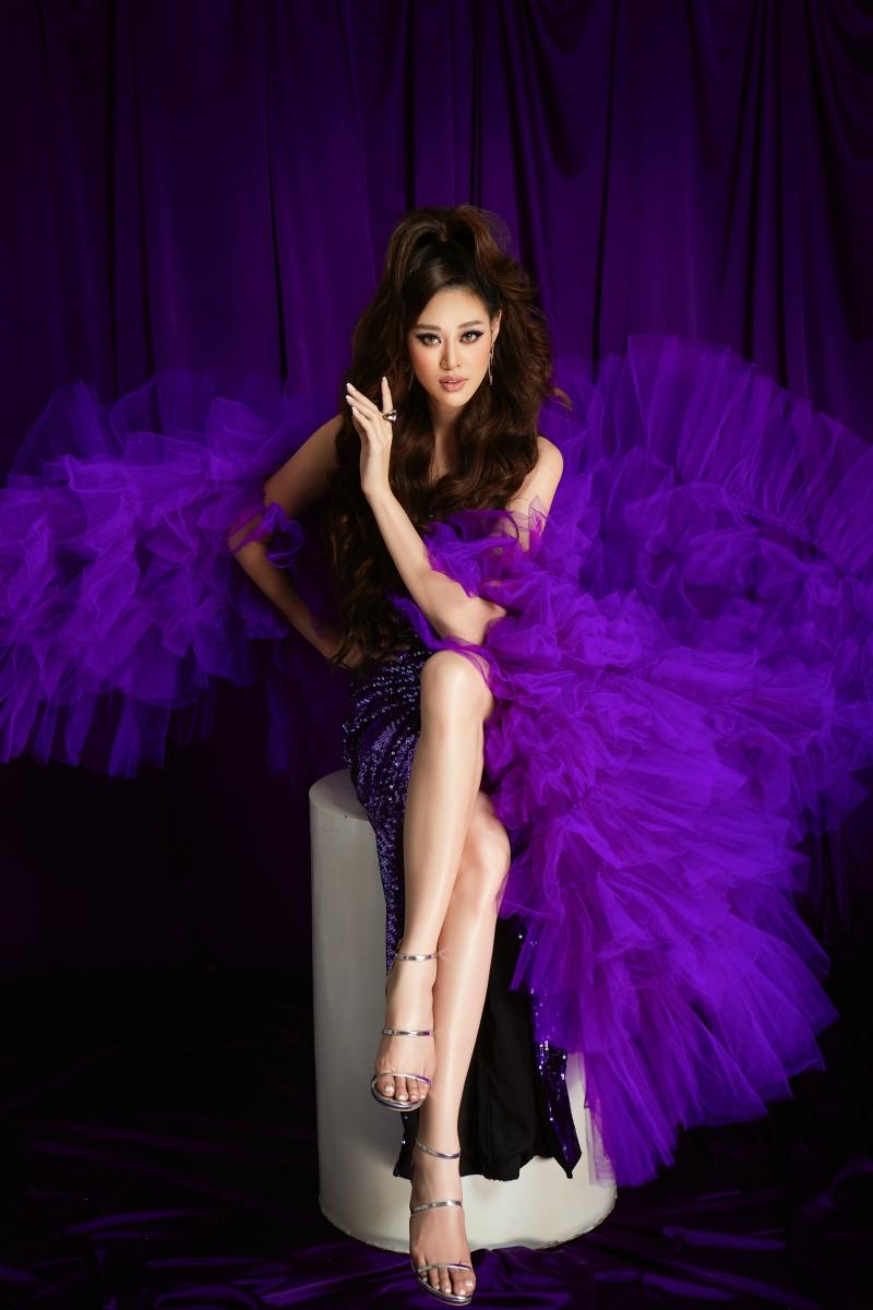 Hoa hậu Khánh Vân hóa thân thành Drag Queen, đọ sắc cực 'gắt' với BB Trần, Hải Triều và Lynk Lee 10