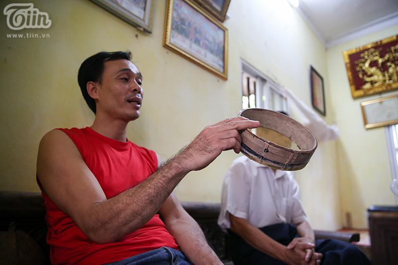 Anh Nguyễn Bá Tình.