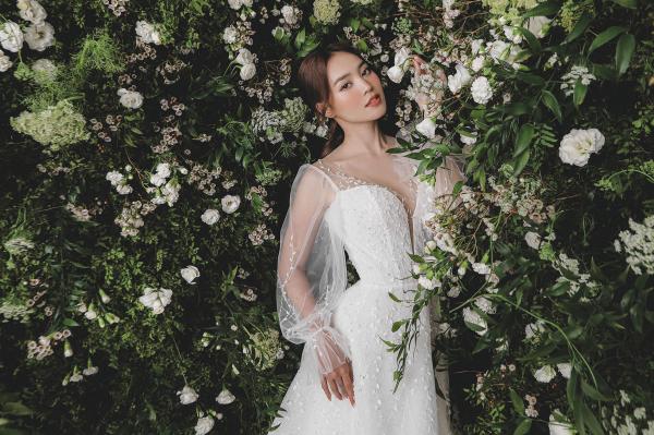 Ninh Dương Lan Ngọc hóa công chúa với loạt váy cưới trong mơ, từ thần thái đến nhan sắc đều xịn mịn 4