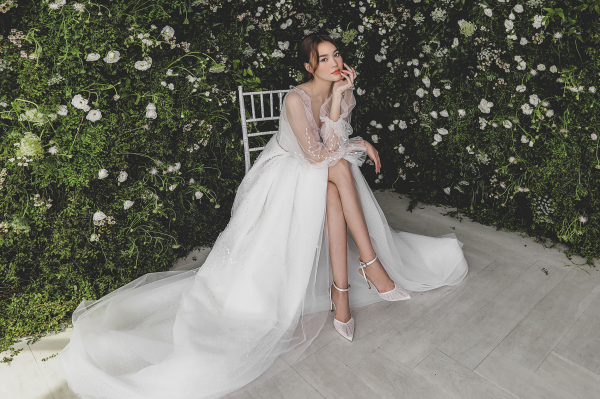 Ninh Dương Lan Ngọc hóa công chúa với loạt váy cưới trong mơ, từ thần thái đến nhan sắc đều xịn mịn 2