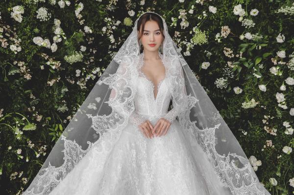 Ninh Dương Lan Ngọc hóa công chúa với loạt váy cưới trong mơ, từ thần thái đến nhan sắc đều xịn mịn 5