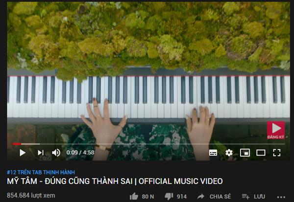 Cục diện Top Trending: Jack vẫn giữ vị trí No.1 sau 1 tuần, Mỹ Tâm vừa ra MV đã 'lăm le' vượt Đức Phúc, 'Rap Việt' 2