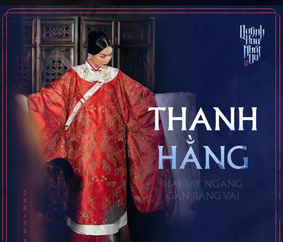 Trang phục của Thanh Hằng vấp phải nhiều ý kiến phản đối