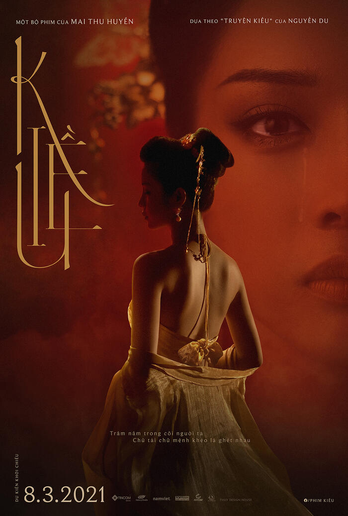 Poster phim Kiều