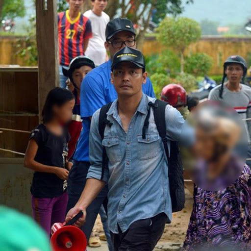 MC Phan Anh từng quyên góp được 24 tỷ đồng.