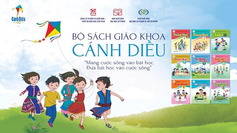 Sách Tiếng Việt 1 trong Bộ sách giáo khoa Cánh Diều sẽ được chỉnh sửa những nội dung không phù hợp.