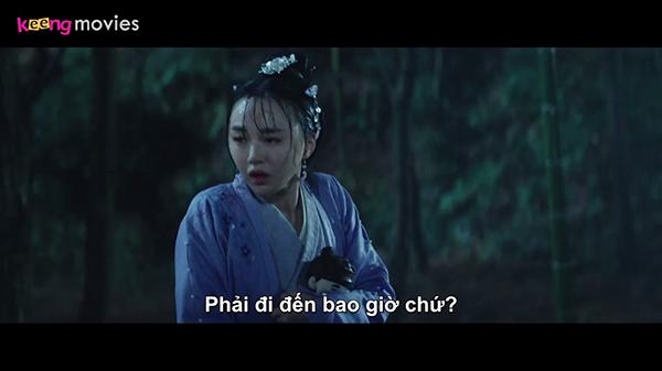 'Thâu tâm họa sư' tập 21: Lý Hoằng Bân đội mưa đội gió đi tìm vợ, Hùng Hi Nhược thú nhận đã thích anh 5
