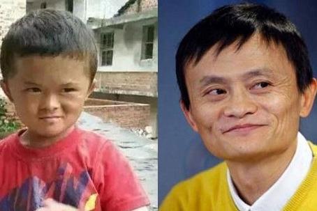 Nhờ có khuôn mặt giống hệt tỷ phú Jack Ma, từ một đứa trẻ nhà nghèo, Phạm Tiểu Cần bỗng chốc được ăn sung mặc sướng.