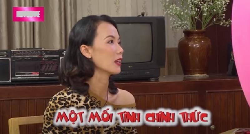 Cô nàng kế toán khiến MC Cát Tường 'phát hỏa' khi kể lý do chia tay người yêu cũ trên sóng truyền hình 1
