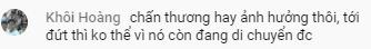 Fans VBA 2020 xôn xao về việc Chris (Danang Dragons) bị chấn thương 'nhưng vẫn phải thi đấu' 0