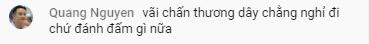 Fans VBA 2020 xôn xao về việc Chris (Danang Dragons) bị chấn thương 'nhưng vẫn phải thi đấu' 2