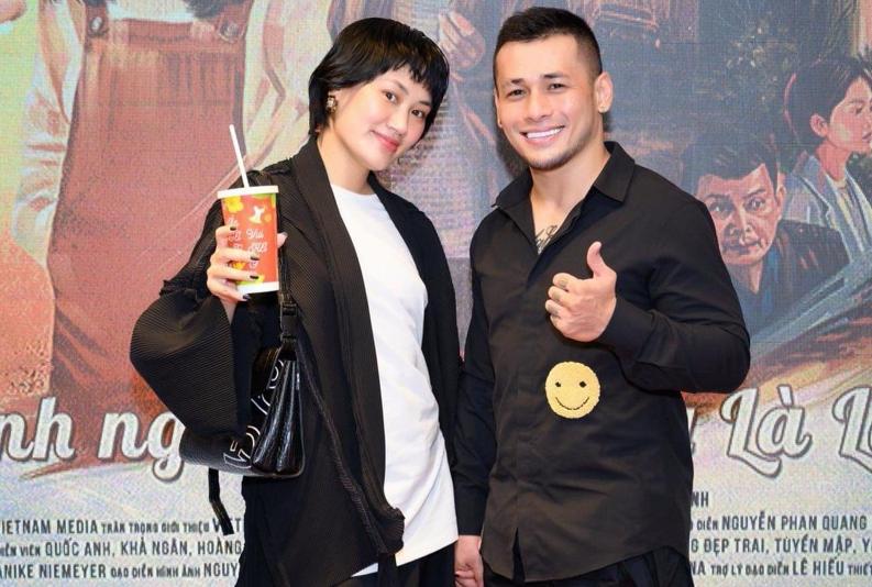 Vợ chồng stylist Pông Chuẩn - Tùng Min rất mong đợi bộ phim