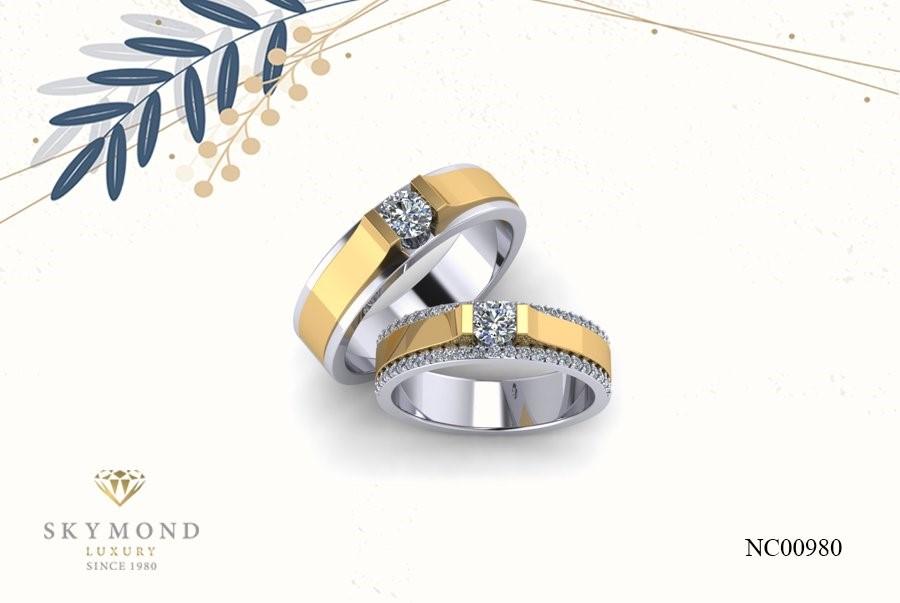 Làm thế nào mua nhẫn cưới để cả hai vừa ý 2