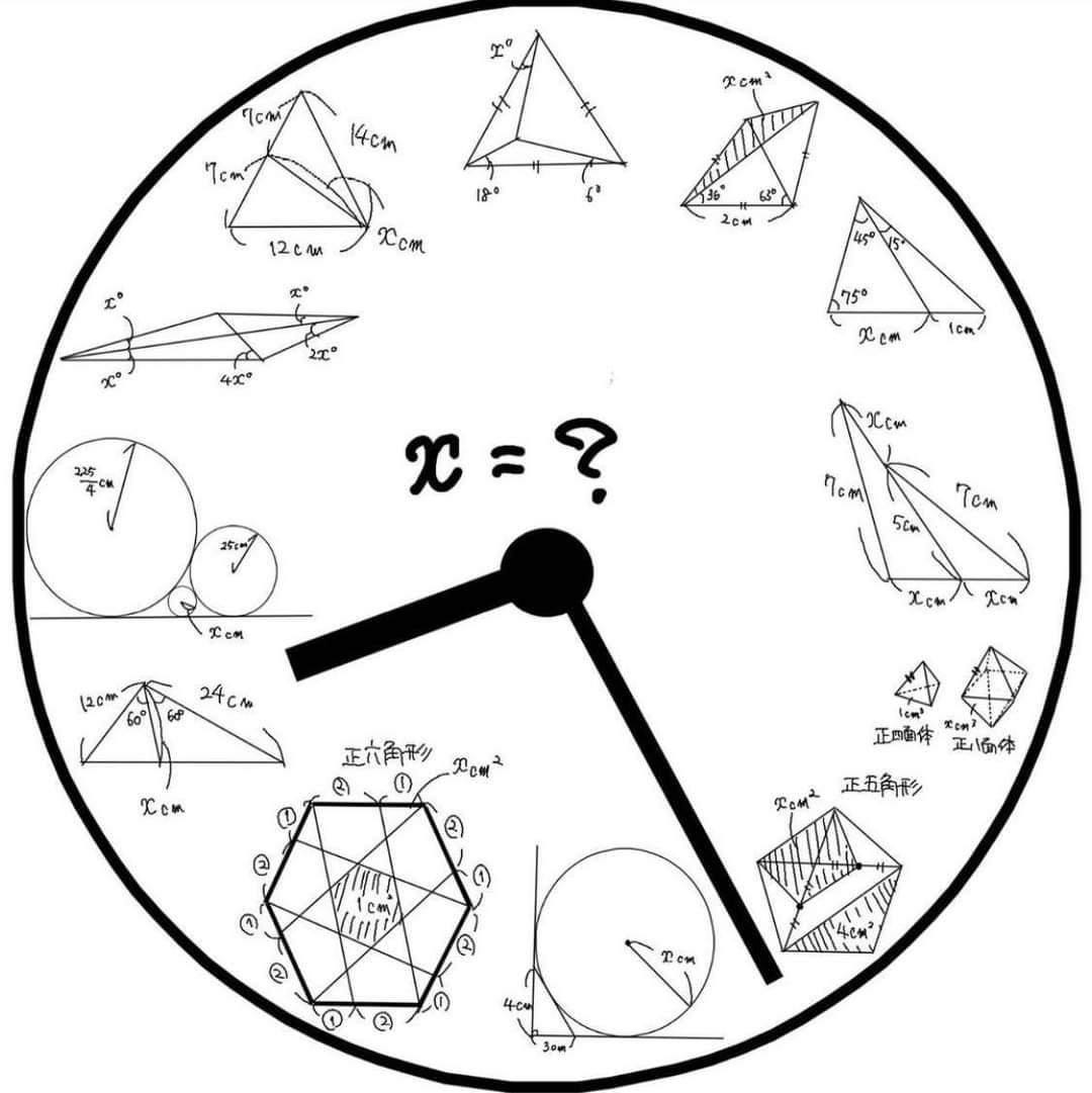 Nhưng xem ra chiếc đồng hồ bên trên vẫn dễ đoán hơn đồng hồ này...