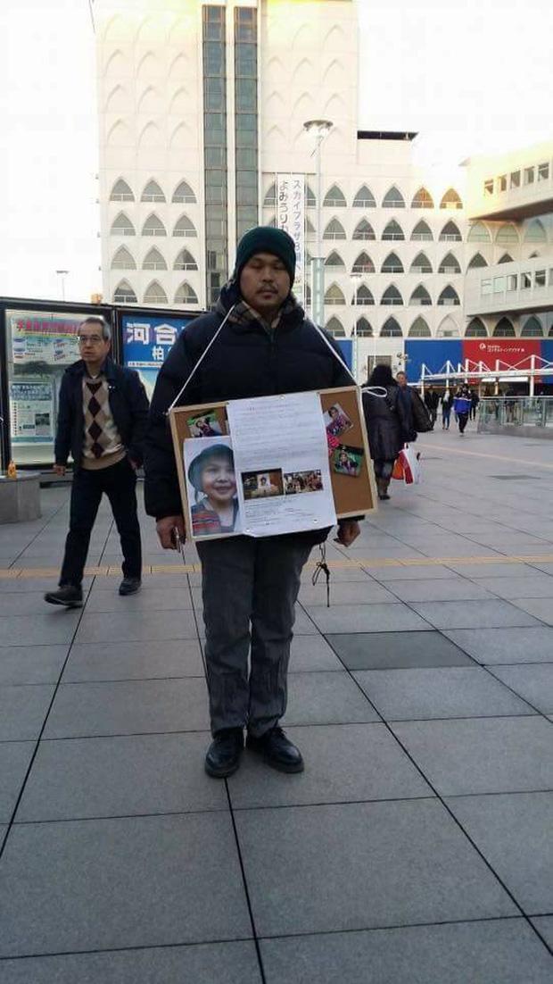 Bố của Nhật Linh xin chữ ký để kẻ ác phải chịu án phạt cao nhất