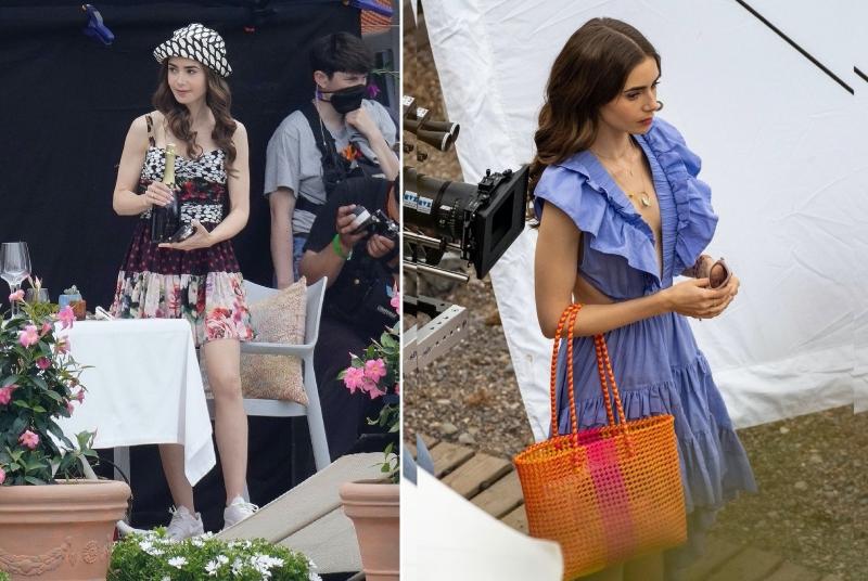 Lộ diện những outfit đầu tiên sẽ xuất hiện trong phần 2 của 'Emily In Paris'. Có vẻ như trong phần tiếp theo của series ăn khách này,Lily Collins sẽ định hình phong cách theo hướng trẻ trung, trendy hơn, trang phục cũng mang tính ứng dụng cao và không quá cầu kỳ về mặt mix&match.