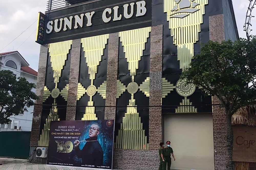 Quán bar Sunny Vĩnh Phúc