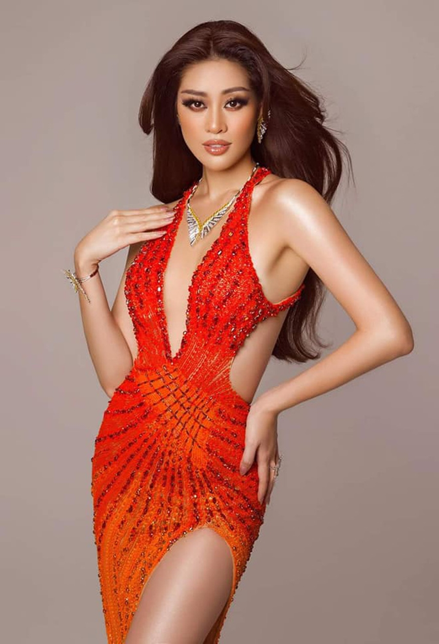 Fan Việt tiếc nuối khi Khánh Vân trượt Top 10 Miss Universe 2020 0