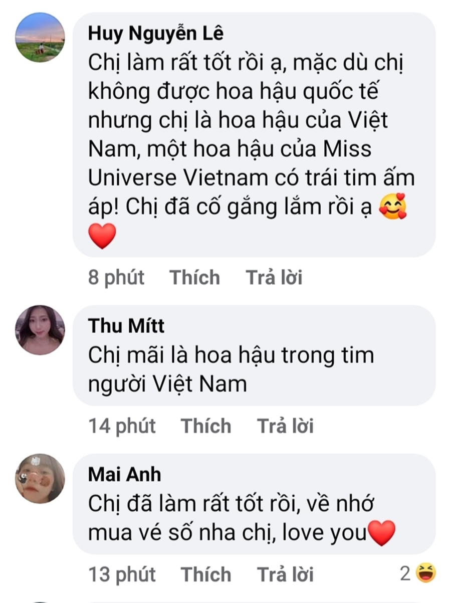 Fan Việt tiếc nuối khi Khánh Vân trượt Top 10 Miss Universe 2020 3