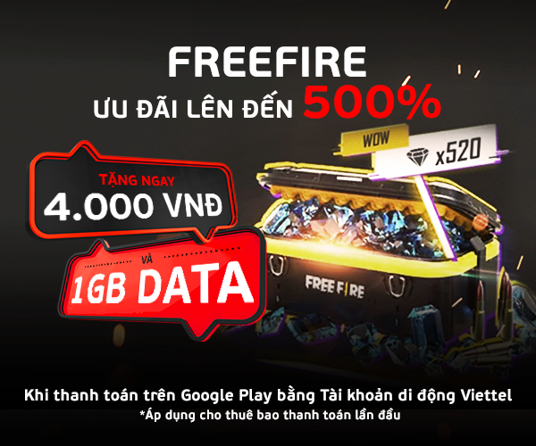 Viettel triển khai chương trình khuyến mãi cho thuê bao thanh toán lần đầu trên Google Play 1